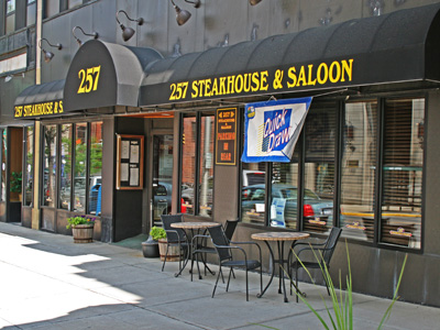 257 Steakhouse & Saloon
