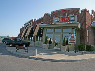 Pizzeria Uno's Chicago Grill in New Hartford, NY